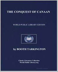 The Conquest of Canaan by Tarkington, Booth