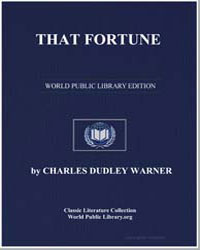 That Fortune by Warner, Charles Dudley
