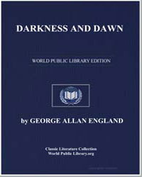 Darkness and Dawn by England, George Allan