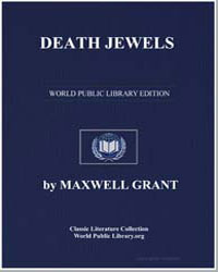 Death Jewels by Grant, Maxwell