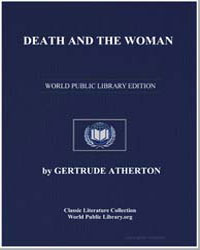 Death and the Woman by Atherton, Gertrude Franklin Horn, Mrs.