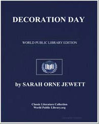 Decoration Day by Jewett, Sarah Orne
