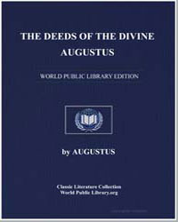 The Deeds of the Divine Augustus by Bushnell, Thomas