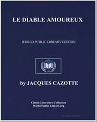 Le Diable Amoureux by Cazotte, Jacques