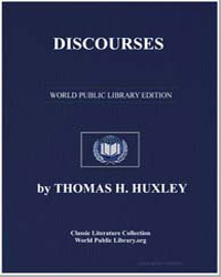 Discourses Biological and Geological; Es... by Huxley, Thomas Henry