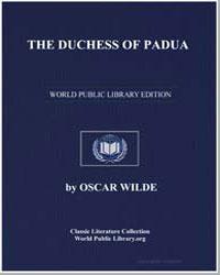 The Duchess of Padua by Wilde, Oscar