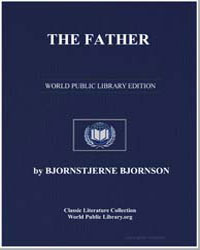The Father by Bjornson, Bjornstjerne M.