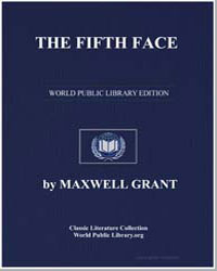 The Fifth Face by Grant, Maxwell