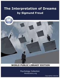 The Interpretation of Dreams by Freud, Sigmund