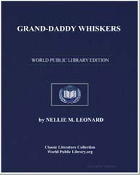 Granddaddy Whiskers, M. D by Leonard, Nellie M.