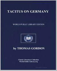 Tacitus on Germany by Tacitus, Publius Cornelius Gaiu