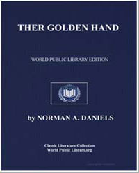 There Golden Hand by Daniels, Norman A.