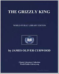 The Grizzly King by Curwood, James Oliver