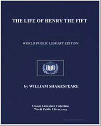 The Life of Henry the Fifth by Shakespeare, William