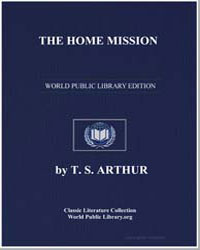 The Home Mission by Arthur, Timothy Shay