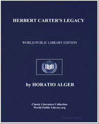 Herbert Carter's Legacy by Alger, Horatio