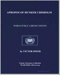 Apropos of Hunker Chisholm by Speer, Victor