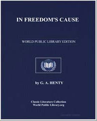 In Freedom's Cause by Henty, George Alfred