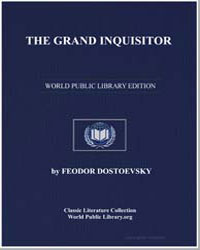 The Grand Inquisitor by Dostoevsky, Feodor