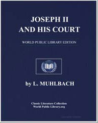 Joseph II and His Court by Muhlbach, Louise