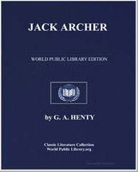 Jack Archer by Henty, George Alfred
