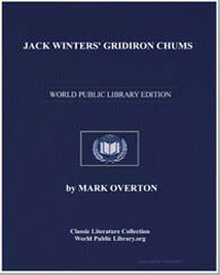 Jack Winters' Gridiron Chums by Overton, Mark