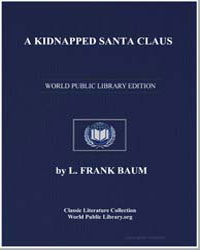 A Kidnapped Santa Claus by Baum, Frank L.
