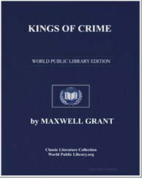 Kings of Crime by Grant, Maxwell