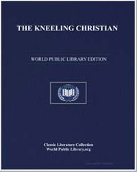 An Anonymous Christian : The Kneeling Ch... by
