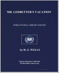 Mr. Ledbetter's Vacation by Wells, Herbert George