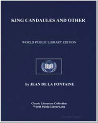 King Candaules and Other by De La Fontaine, Jean