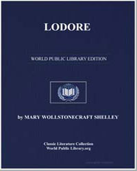 Lodore by Shelley, Mary Wollstonecraft