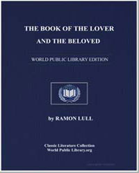 The Book of the Lover and the Be Loved; ... by Lull, Ramon