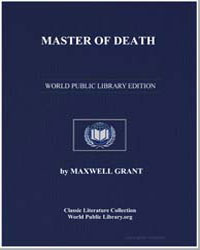 Master of Death by Grant, Maxwell
