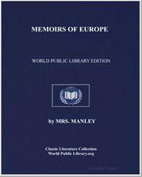 Memoirs of Europe by Manley