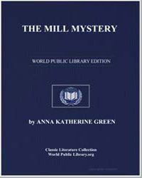 The Mill Mystery by Green, Anna Katherine