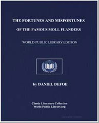 The Fortunes and Misfortunes of the Famo... by Defoe, Daniel