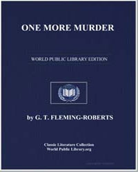 One More Murder by Fleming-Roberts, G. T.