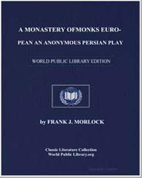 A Monastery of European Monks, An Anonym... by Chodzko, Alexandre