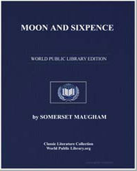 Moon and Sixpence by Maugham, Somerset