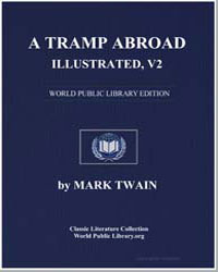 A Tramp Abroad, Illustrated, V2 by Twain, Mark