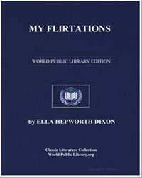 My Flirtations by Dixon, Ella Hepworth