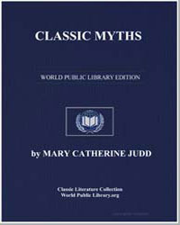 Classic Myths by Judd, Mary Catherine
