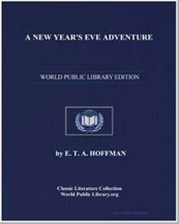 A New Year's Eve Adventure by Hoffman, E. T. A.