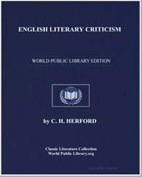 English Literary Criticism by Hutchinson, Joshua