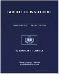 Good Luck Is No Good by Thursday, Thomas