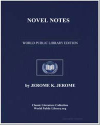 Novel Notes by Klapka, Jerome