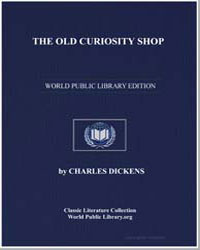 The Old Curiosity Shop by Dickens, Charles