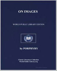 On Images by Porphyry