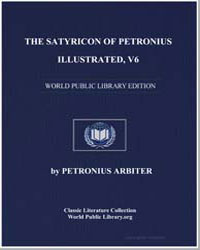 The Satyricon of Petronius, Illustrated,... by Arbiter, Petronius